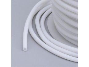 Dutinka silikonová pr.2mm (1m) - bílá