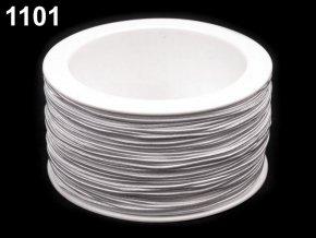 Pruženka pr.1,2 mm (10m) - bílá