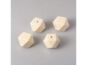 MAXI dřevěné hexa 40mm (5ks)