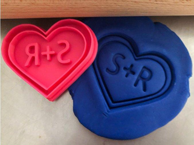 srdce iniciáály