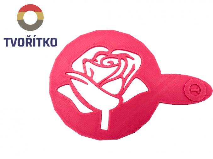 káva růže