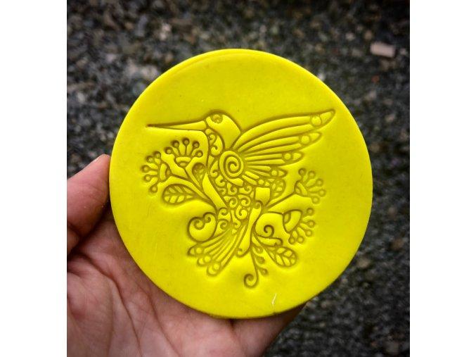 Kolibřík - razítko