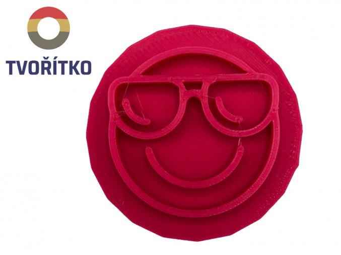 emoji brýle