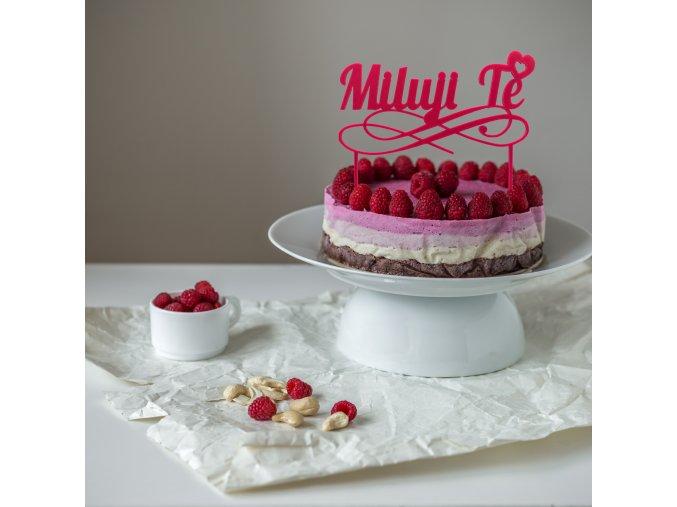 Zápich dort- MILUJI TĚ