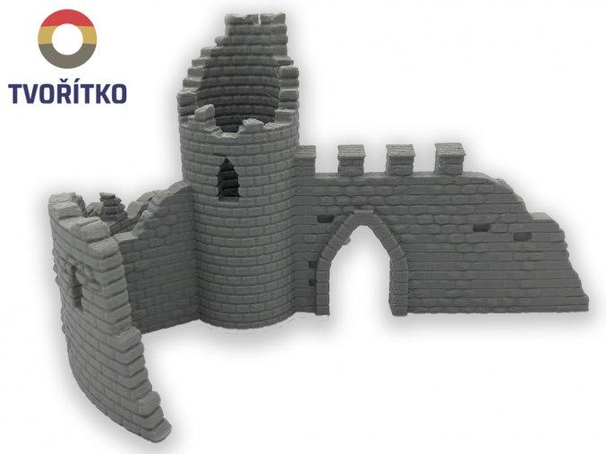 hrad model