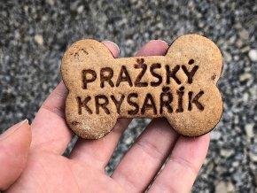 Pražský krysařík kostička
