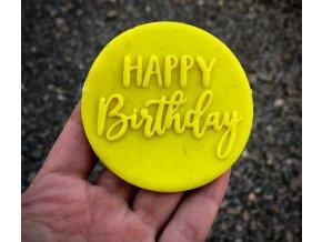 Happy Birthday I - razítko