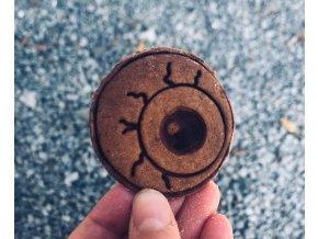 Oční bulva - vykrajovátko