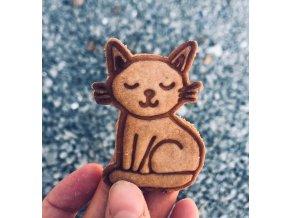 Kočka X - vykrajovátko