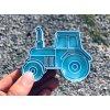 Traktor - vykrajovátko