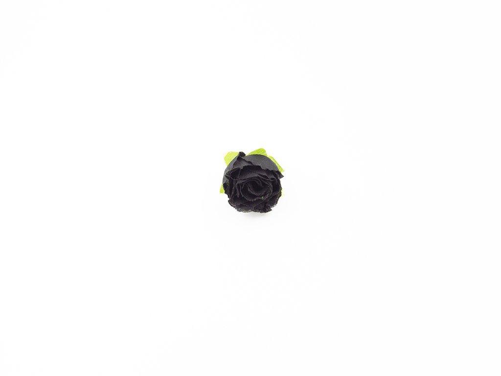 Růže 003 černá