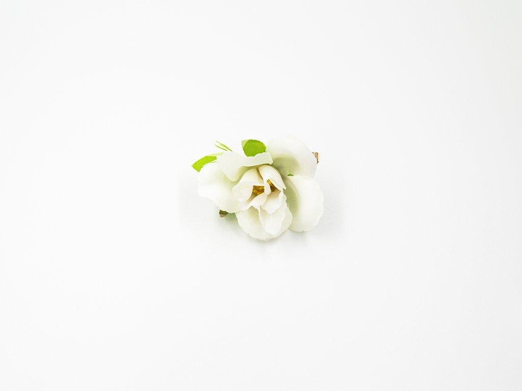 Růže 013 bílá