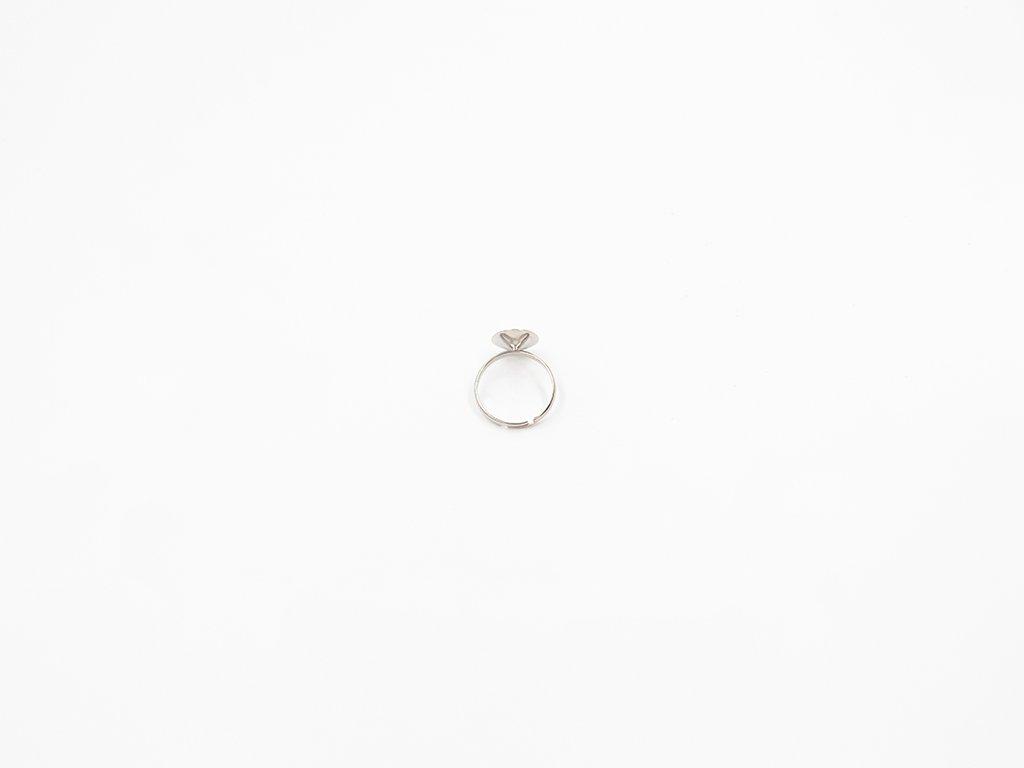 Prsten lůžko na rivoli