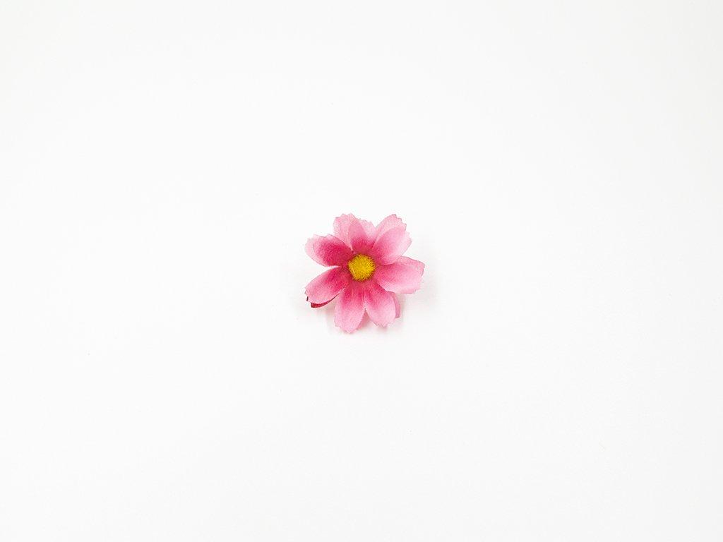 Kopretina 001 růžová