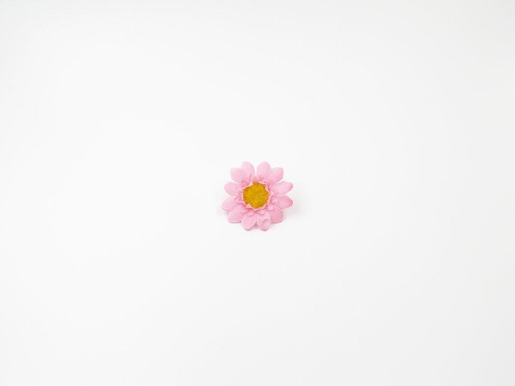 Kopretina 003 růžová