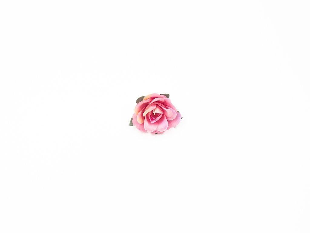 Růže 004 růžová