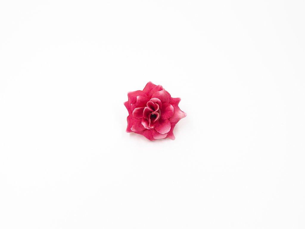 Růže 010 tmavě růžová