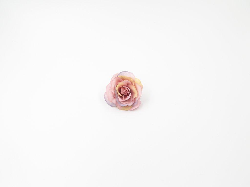 Růže 011 fialkovo růžová