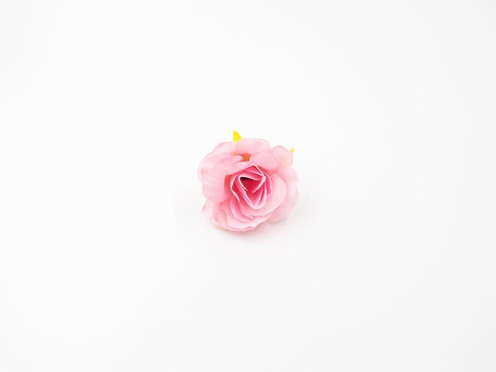 Růže 016 růžová