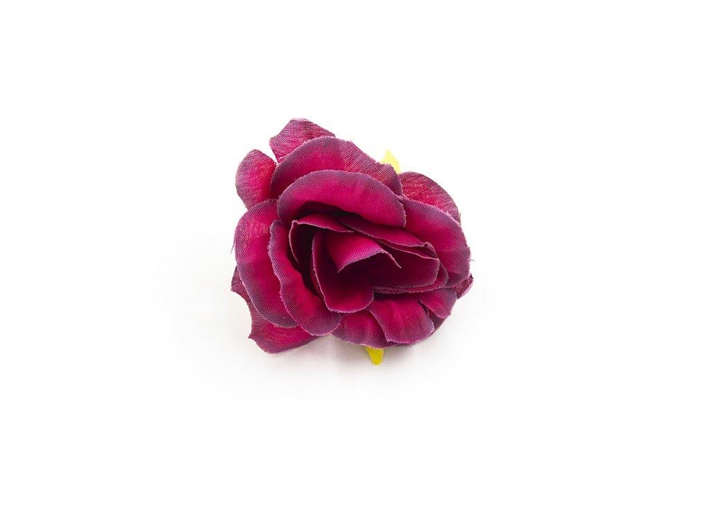 Růže 016 tmavě růžová