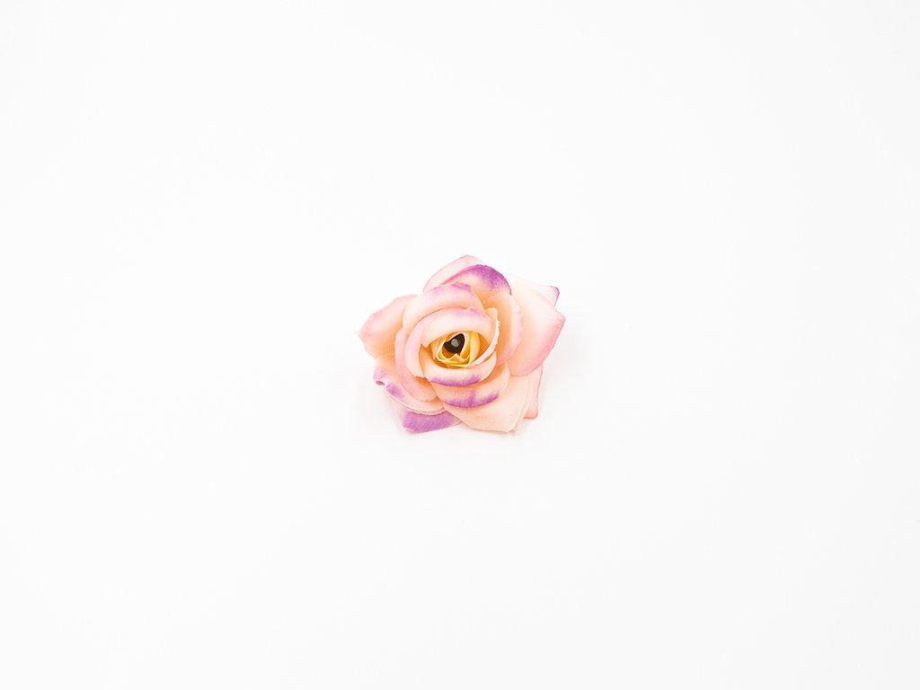Růže 020 fialkovo růžová