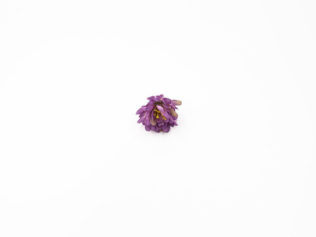Chryzantéma 001 fialová