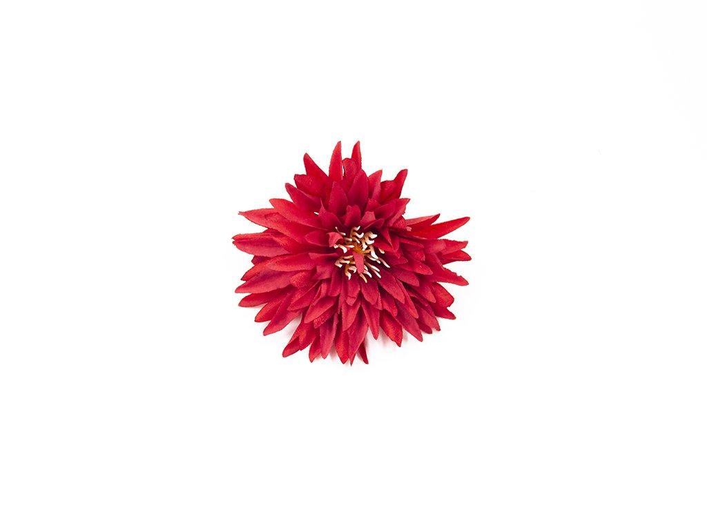 Chryzantéma 003 červená