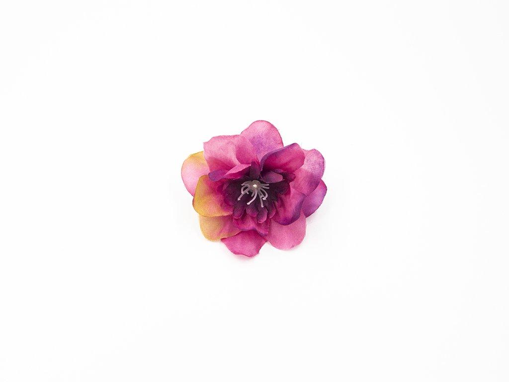 Kamélie 002 fialová