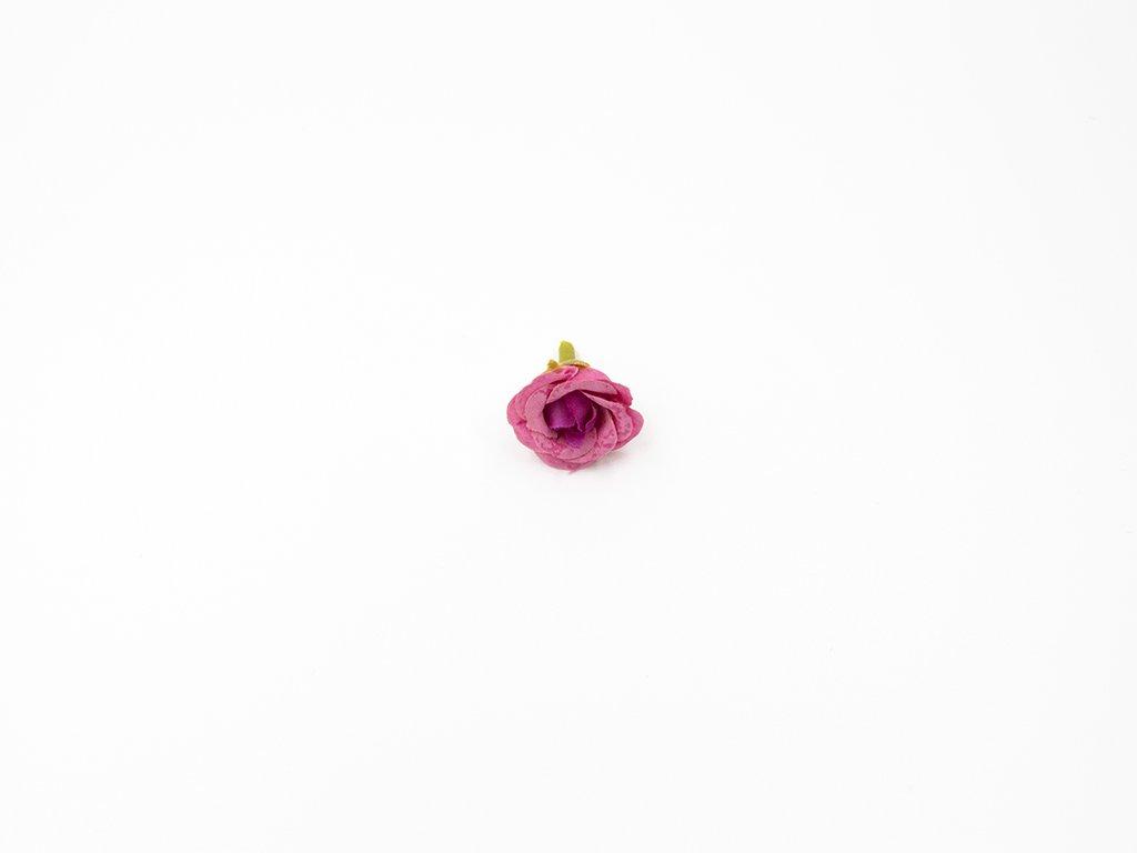 Růže 002 fialová