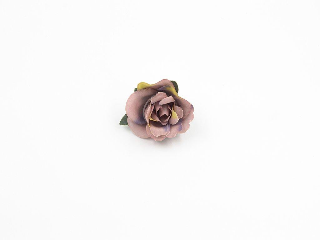 Růže 004 šedá