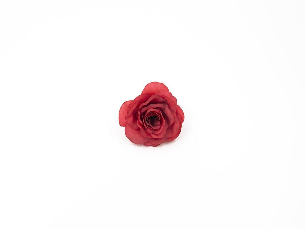 Růže 011 červená