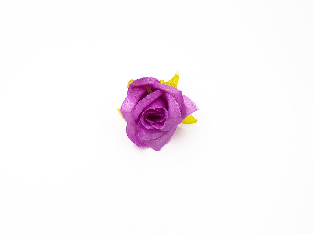 Růže 017 fialová