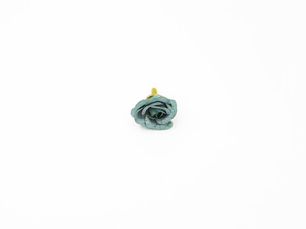 Růže 002 zelená