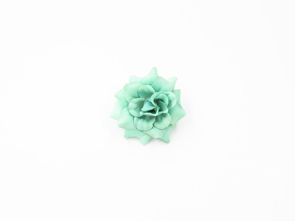 Růže 010 tyrkysová