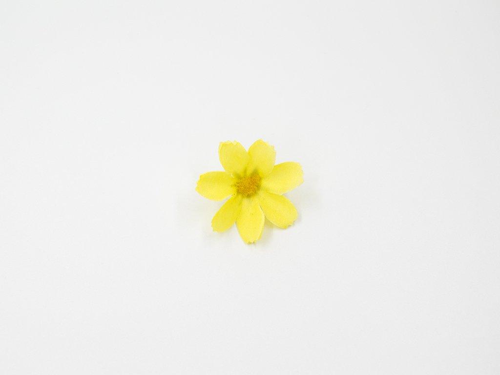 Kopretina 001 žlutá