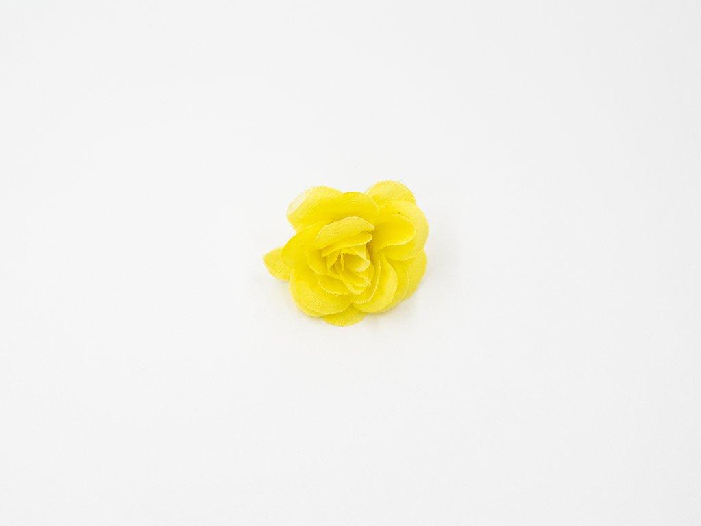 Růže 009 žlutá