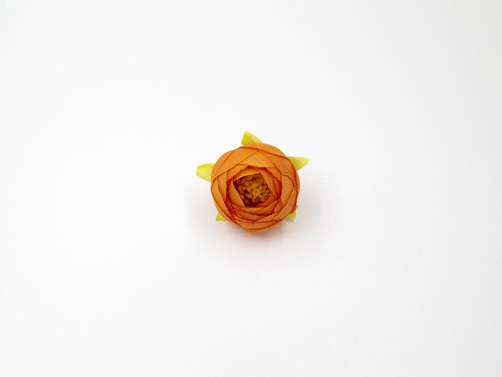 Pryskyřník 003 oranžový