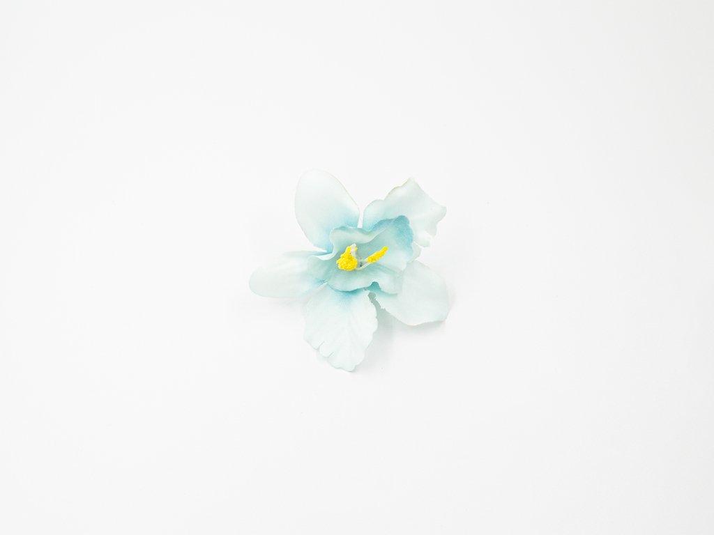 Orchidej 001 modrá