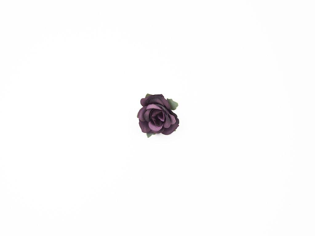 Růže 004 fialová