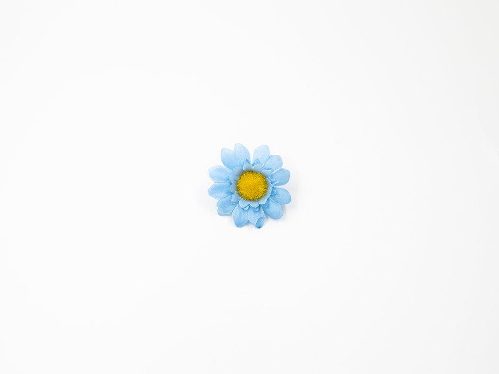 Kopretina 003 modrá