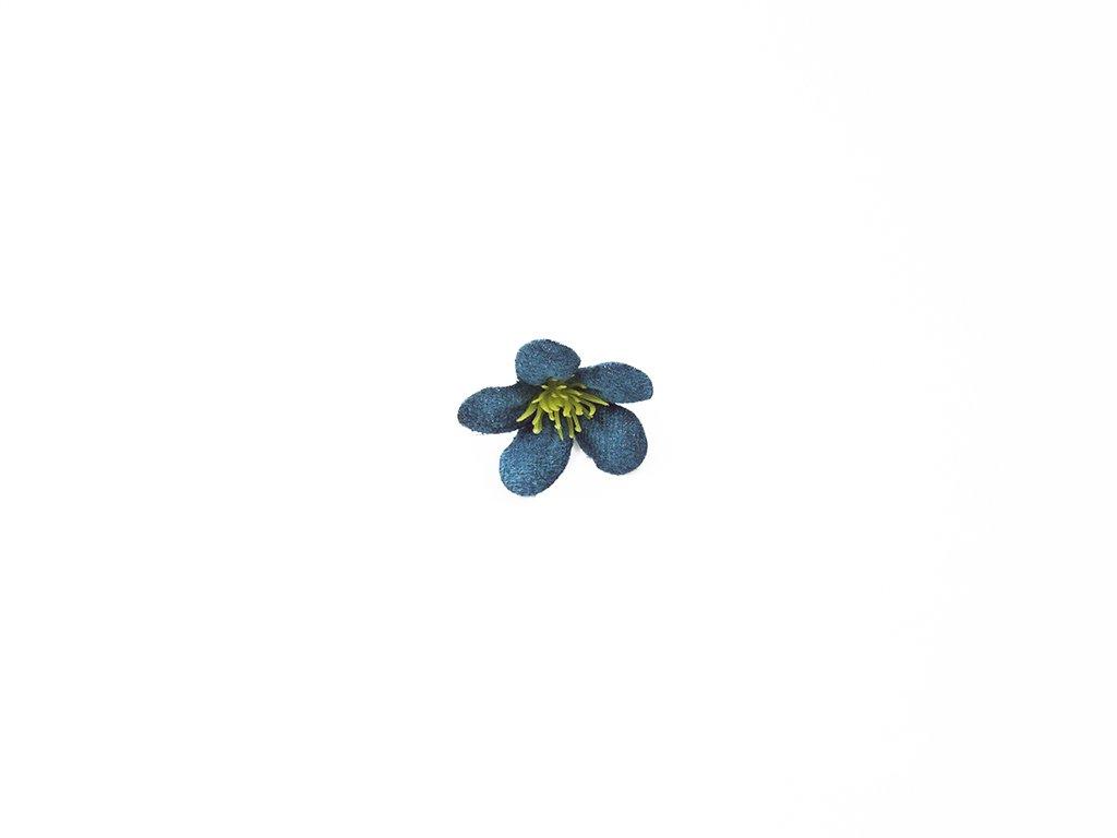 Třešeň 002 modrá
