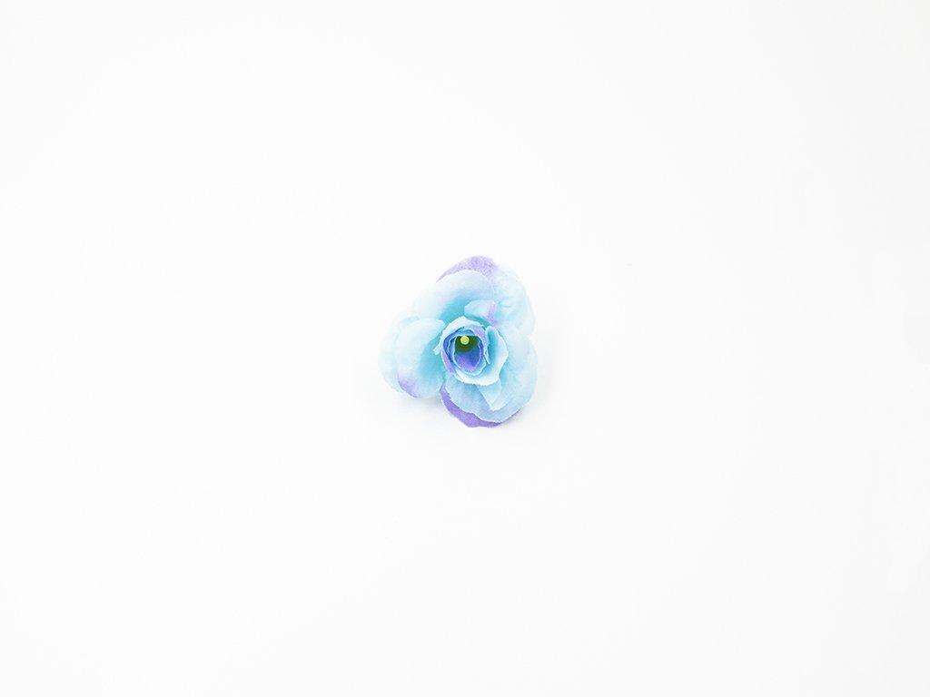 Růže 006 modrá