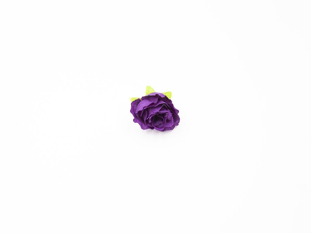 Růže 003 fialová