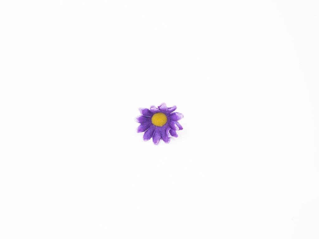 Kopretina 002 fialová
