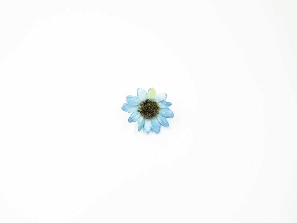 Kopretina 005 modrá