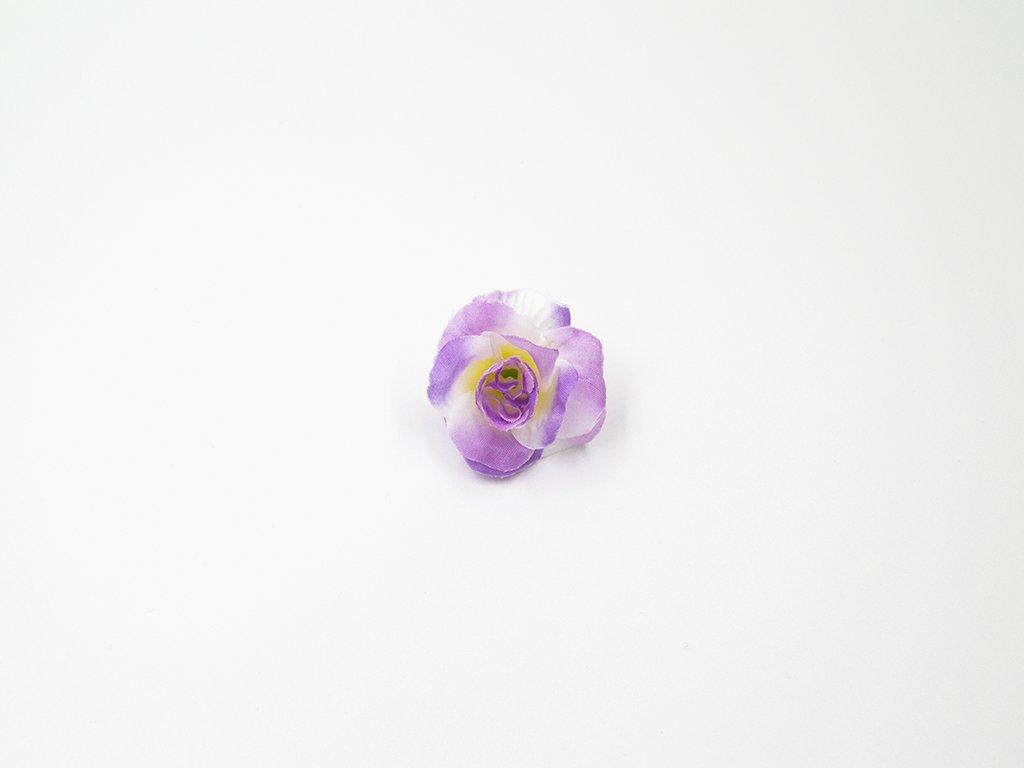 Růže 006 fialková