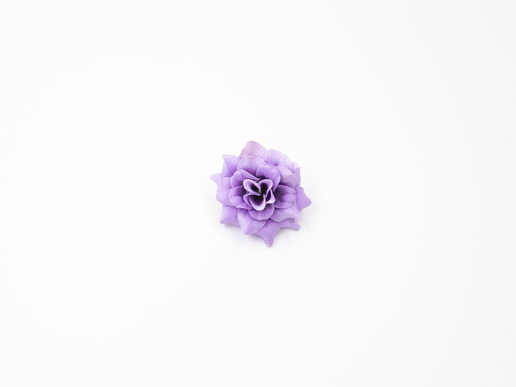 Růže 010 fialová