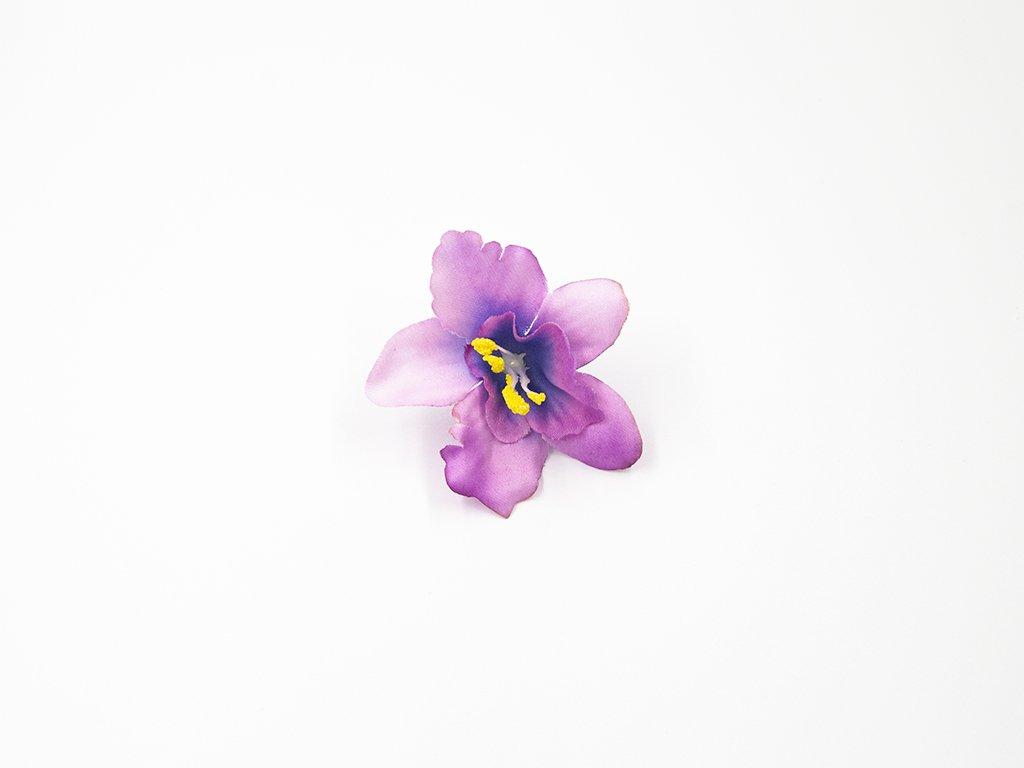 Orchidej 001 fialová