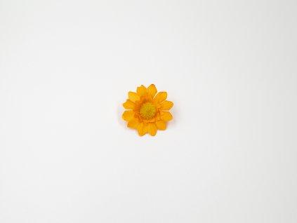 Kopretina 003 oranžová