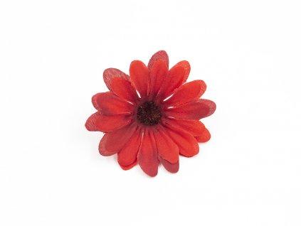 Gerbera 004 červená